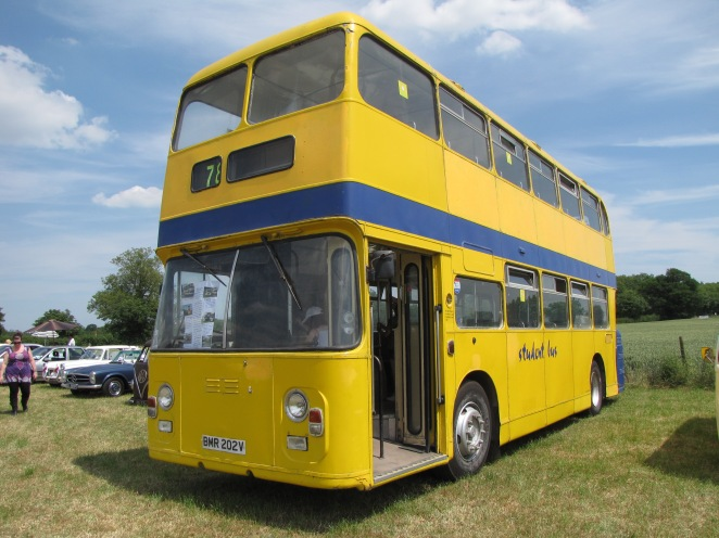 Daimler Fleetline ex-Swindon