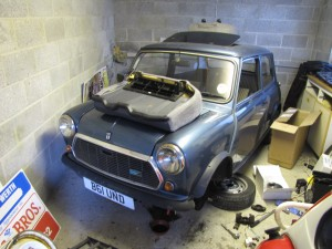 Austin-Rover Mini City E