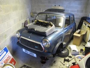 Austin-Rover Mini City E