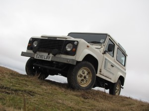 Landy for sale