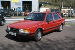 Ian's new Saab