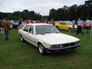 Quattroporte II at Auto Italia