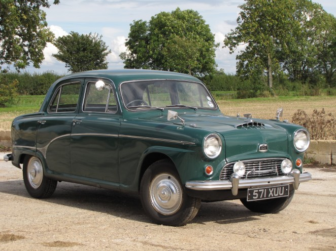 1955 Austin Westminster