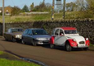 2CV, Peugeot, Rover