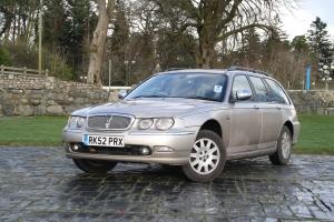 Rover estate diesel