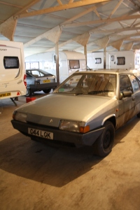 Citroen BX mk1 estate 19RD