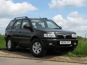Vauxhall Frontera DTI