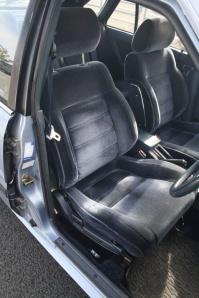 Nissan bluebird seat