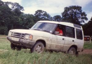Land Rover Discovery 200Tdi auto