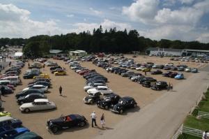 International Citroen Car Clubs Rally. So good it broke me.