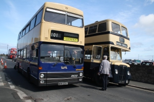 West Midlands Travel buses