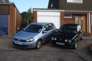 Golf Mk6 meets Mk2