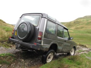 Land Rover Discovery any good off road
