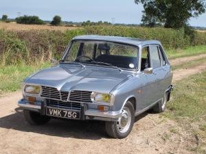 Renault 16 hatchback