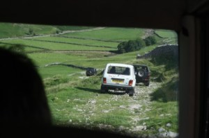 Greenlaning with a Niva