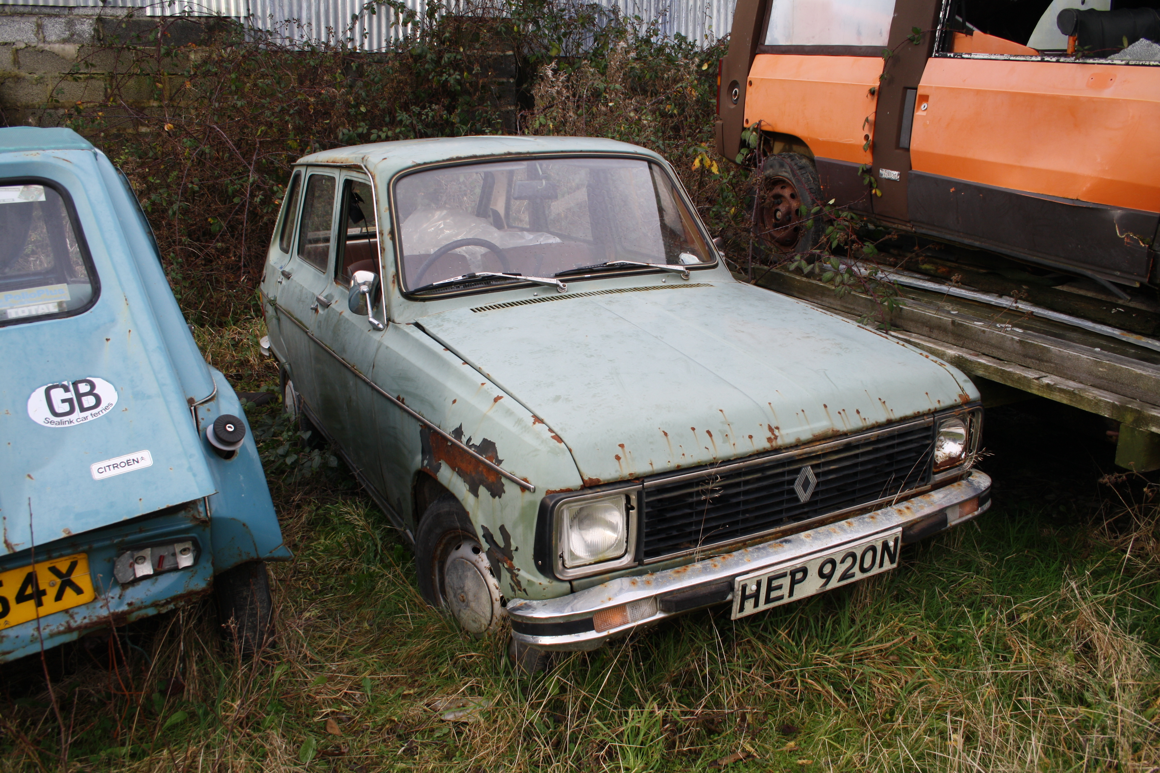 Buy a classic car for £80! – HubNut – celebrating the average!