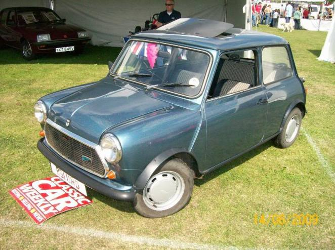 Fully restored Betsy at the 2008 Bromley Pageant