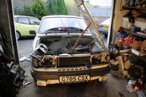 Electrical woes prevent MOT
