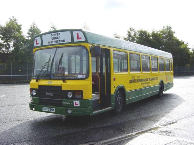 Dream (bus) ticket. A Leyland National 2!