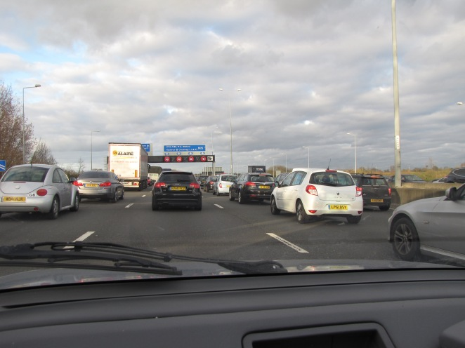 Congestion M25