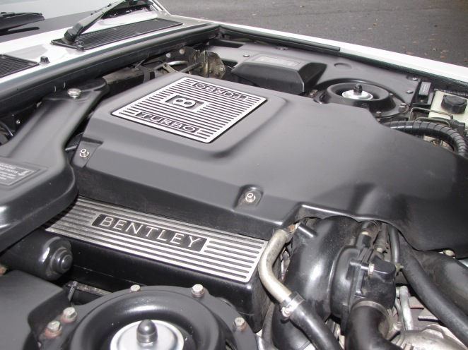 Bentley V8 6750cc