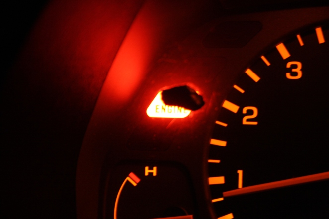 How to deal with a 'Check Engine' light