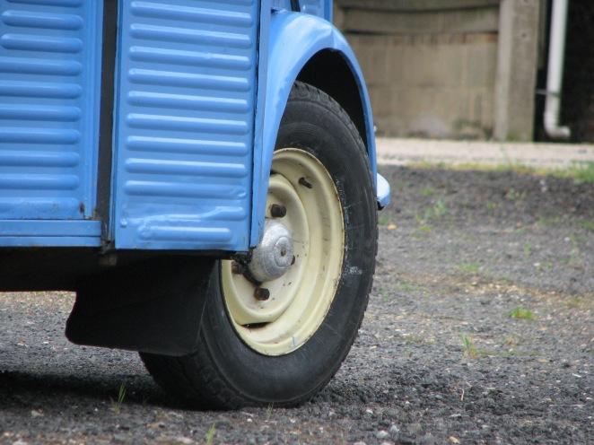 Front-wheel drive secret to H van success