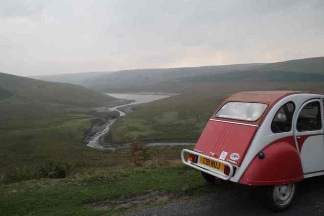 mid-Wales Elan Valley
