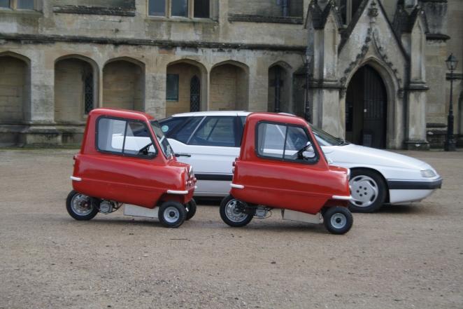 Two Peel parking