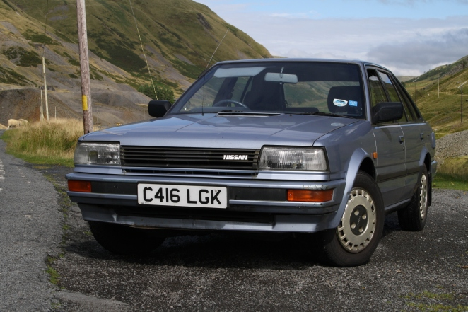 This near-immaculate Nissan Bluebird cost just £400!