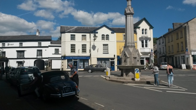 Crickhowell was overflowing with classics.