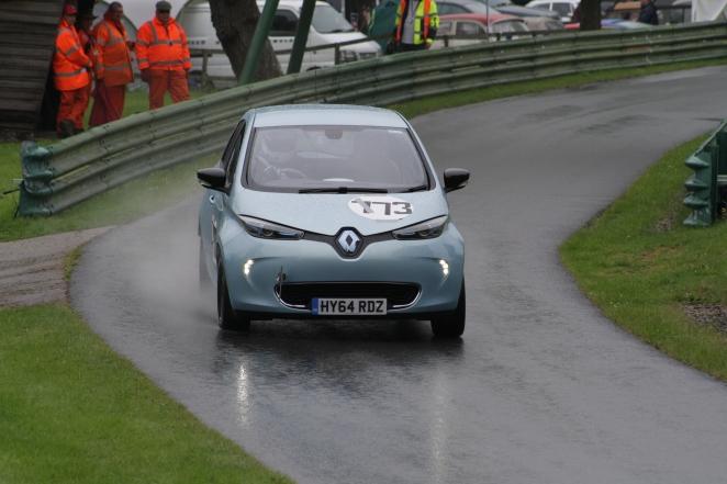 Renault ZOE racer