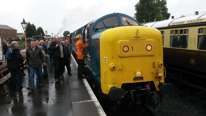 OOF! Deltic ready to roar