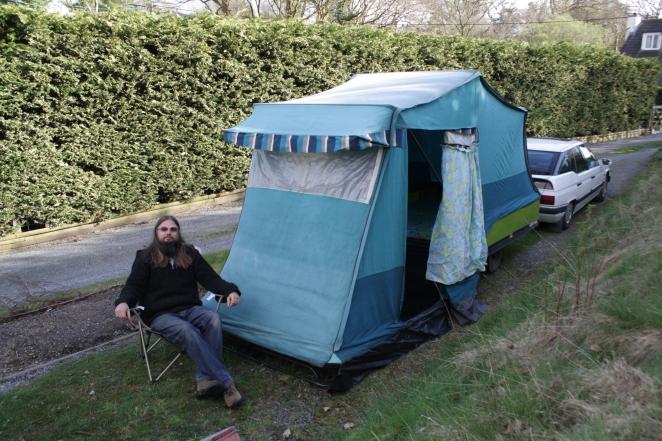 Camping perfection at last?
