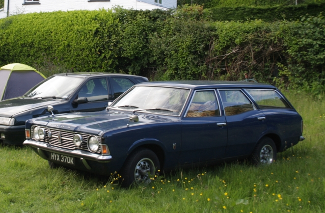 Cortina Mk3 estate