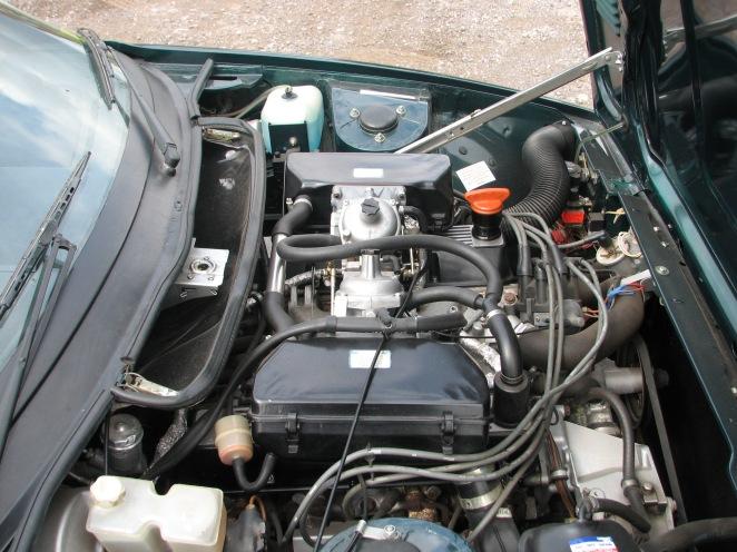 TR7 Rover V8