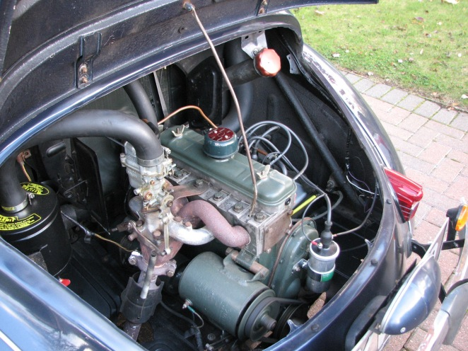 4CV engine