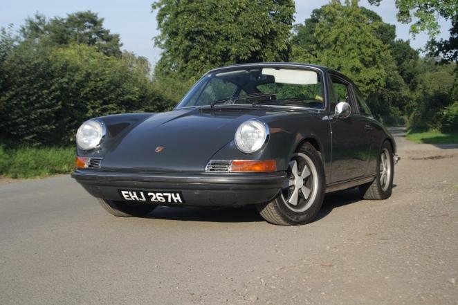 Porsche 911 German Classics