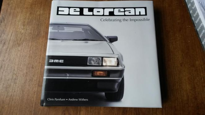 DeLorean - Celebrating the Impossible
