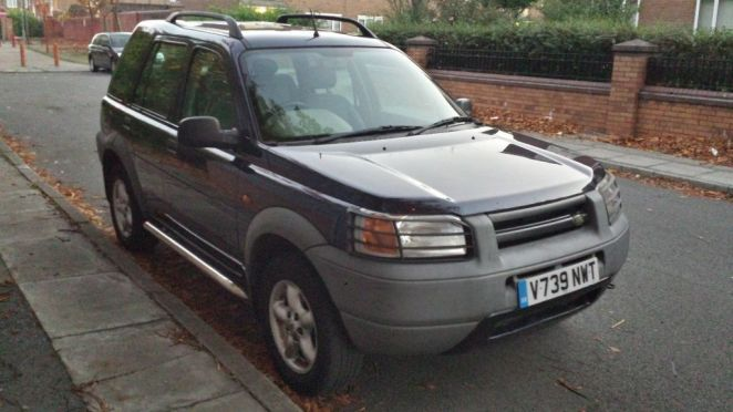 Would you be tempted by a £400 Freelander?
