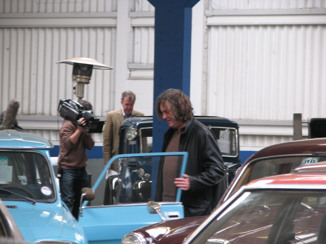 James May. The only one I like.