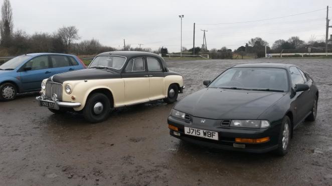 Rover Honda