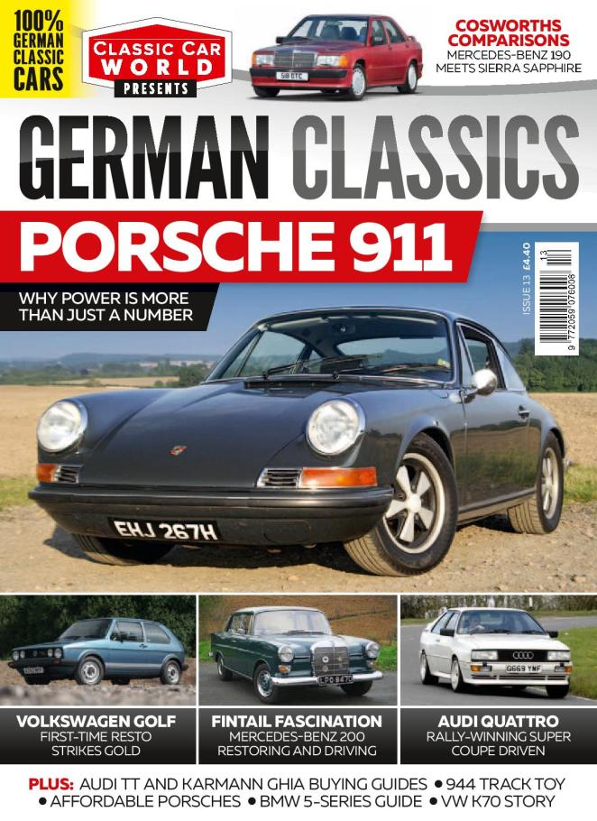 German Classics cover
