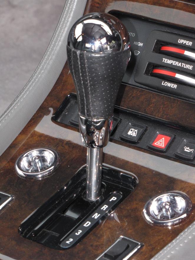 Bentley knob