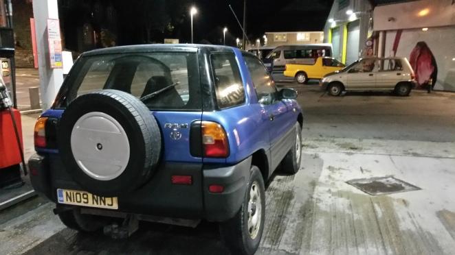 Rav4 rear