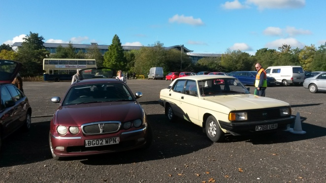 Rover 75 and Morris Ital